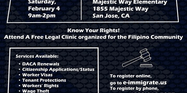 Free Immigration Legal Clinic