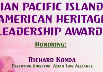 Senator Bob Wieckowski Honoring Richard Konda