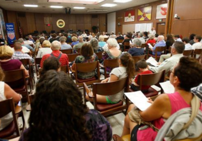 Mercury News: Santa Clara is latest in string of cities sued over at-large elections