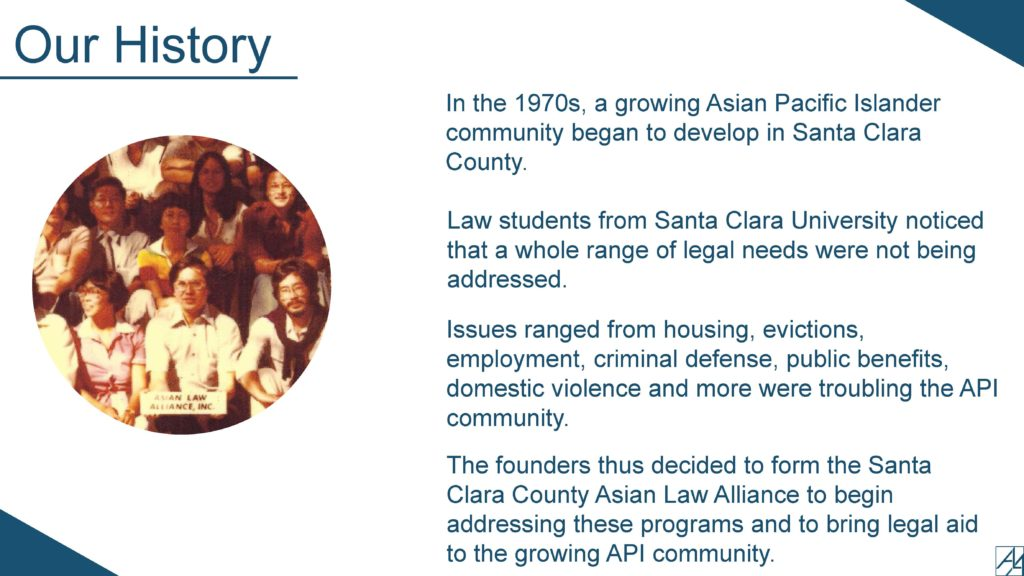 Issues asians in legal community face charming